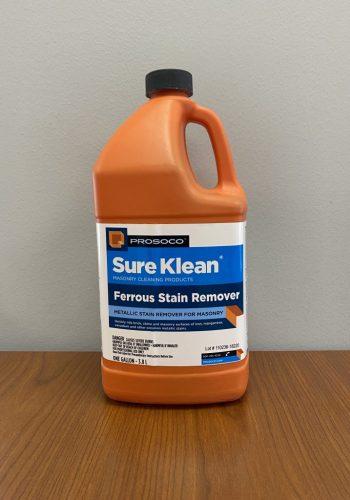 Prosoco Sure Klean Ferrous Stain Remover