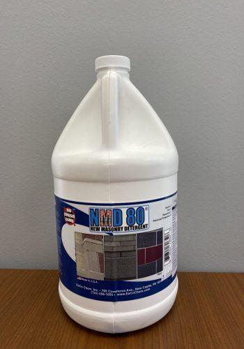 New Masonry Detergent 80
