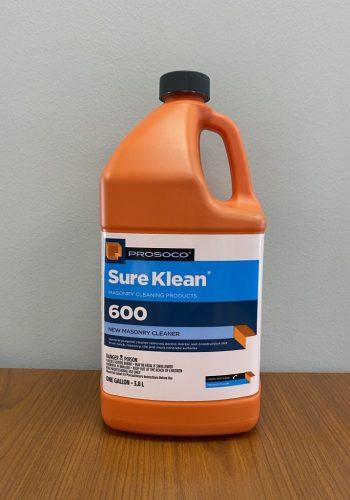 Prosoco Sure Klean 600 Detergent