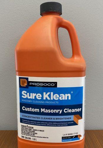 Prosoco Sure Klean Custom Masonry Cleaner