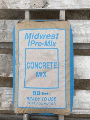 Pre-Mix Concrete