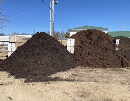 Mulch, Topsoil